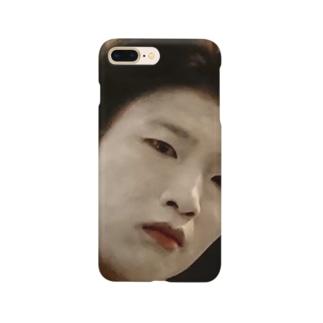 バカ殿 Smartphone cases