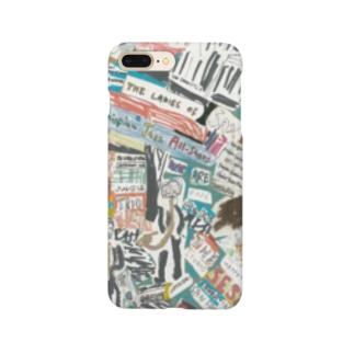ジャズコラ。 Smartphone cases