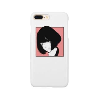 iradachi-girl Smartphone cases