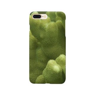 マクロサンゴ Smartphone cases