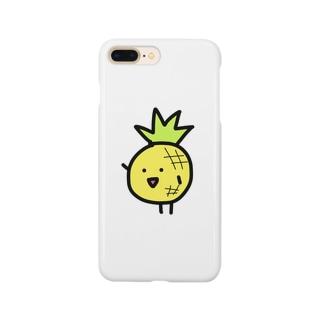 ぱいなぽ Smartphone cases