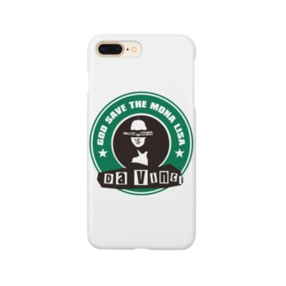 GOD_SAVE_THE_MONA_LISA Smartphone cases
