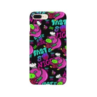 病みYummy PIGGY Smartphone cases