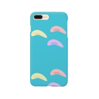 ベレー帽 Smartphone cases