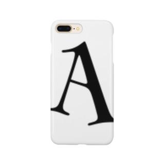 イニシャル Smartphone cases
