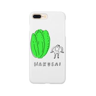 HAKUSAI Smartphone cases