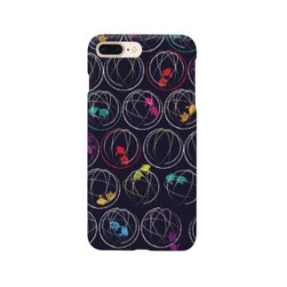 金魚 海 Smartphone cases
