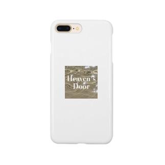 天国へのとびら Smartphone cases