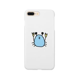 ミナミコメツキガニ Smartphone cases