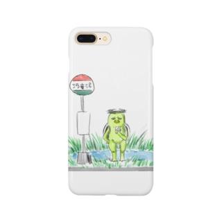 河童停留所 Smartphone cases