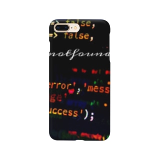 code Notfound Smartphone cases