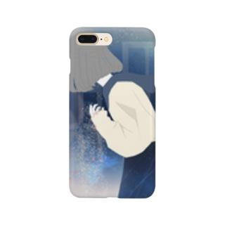 終夜駅 Smartphone cases