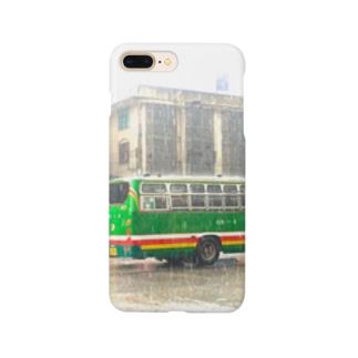 タイ・バンコクのバスターミナル Smartphone cases