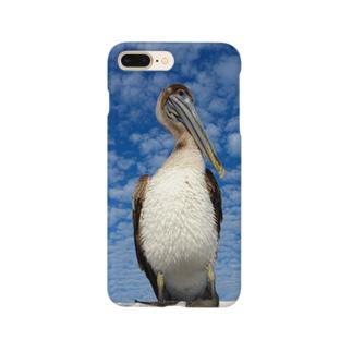 メキシコのペリカン Smartphone cases