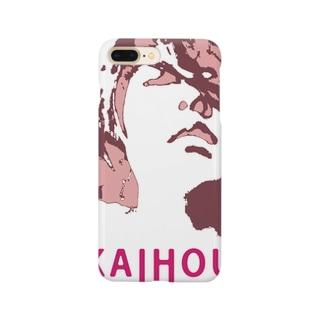 KAIHOUシリーズ Smartphone cases