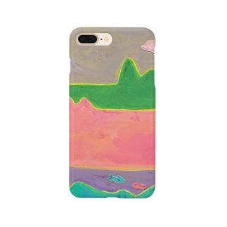にじいろ景色 Smartphone cases