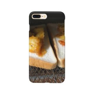 トースト ピザ Smartphone cases