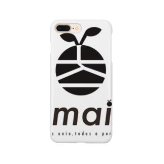 zumaica    スペイン語ロゴTシャツ Smartphone cases