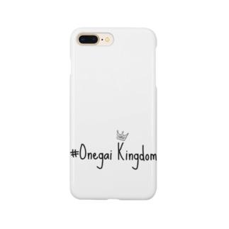 #お願いキングダム Smartphone cases