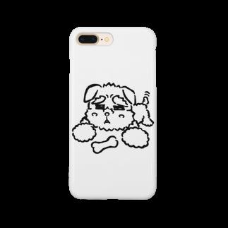 カリツォーのしゅなうざー Smartphone cases