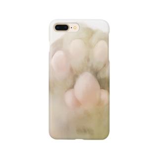 肉球 Smartphone cases