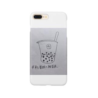 単子葉類の維管束 Smartphone cases