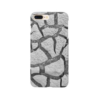 ひび Smartphone cases