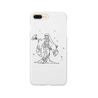 日本舞踊 Smartphone cases