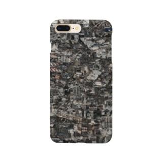 Broken Bldg Smartphone cases