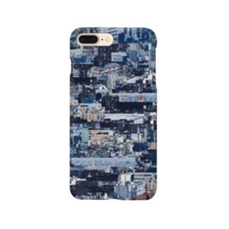 Broken Bldg イメージ Smartphone cases