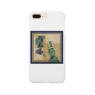 ラムネラベル Smartphone cases