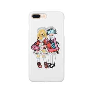 Alien Lolita Smartphone cases