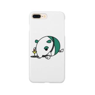 ウェイターバクくん Smartphone cases