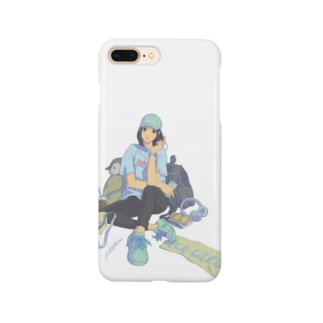 Cool girl Smartphone cases