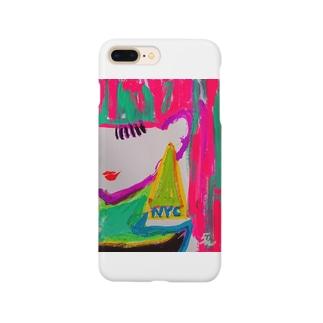 ユニコーンガール Smartphone cases