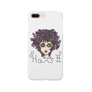 メデューサ Smartphone cases