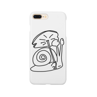 Souzen のカタツムリ Smartphone cases