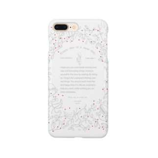 Every day is a new day. Smartphone cases