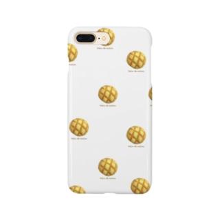 メロンパンいっぱい Smartphone cases