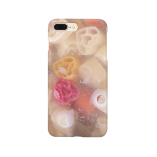 ふーちゃんのハートのマカロ二 Smartphone cases