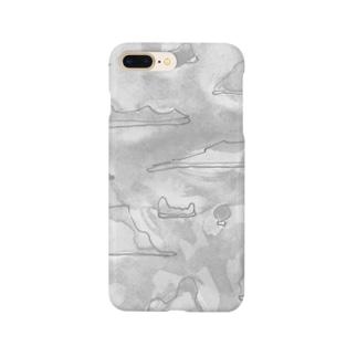 水石の世界 Smartphone cases