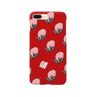 たこたこ Smartphone cases