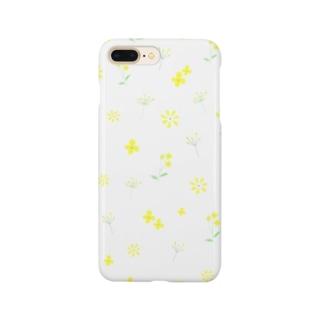 yellow flower Smartphone cases