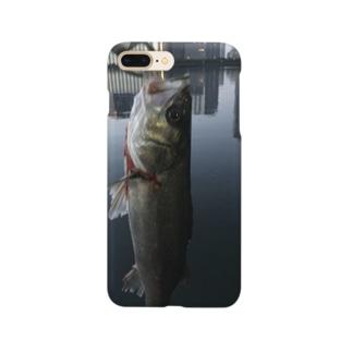 シーバス  くん Smartphone cases