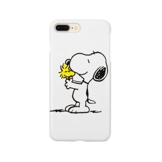 スヌーピー Smartphone cases