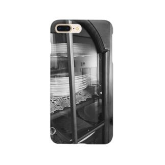器と棚 Smartphone cases