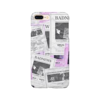 BADNEWS Smartphone cases