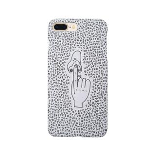 鼻のやつ Smartphone cases
