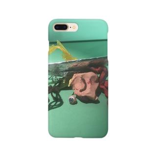 残骸 Smartphone cases