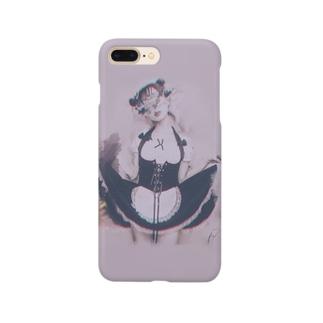 P792-002fetish maid Smartphone cases
